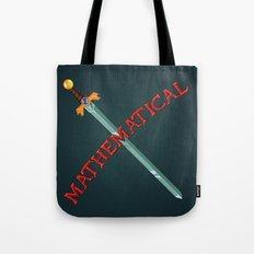 Mathematical Tote Bag