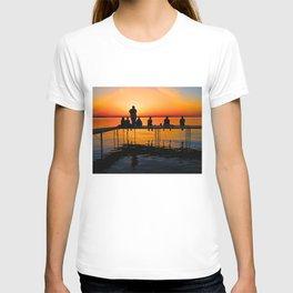 Sconnie Sunset T-shirt