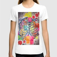 health T-shirts featuring Hustle for Health by Lilia