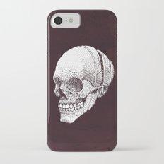Human skull Slim Case iPhone 7