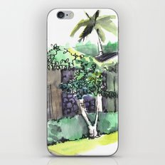 Villa iPhone & iPod Skin