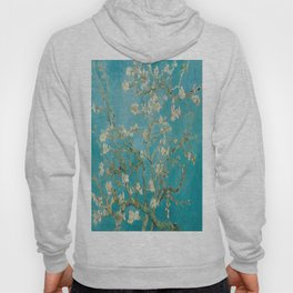 Vincent Van Gogh's Branches of an Almond Tree in Blossom Hoody