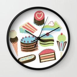 Too Sweet! Wall Clock