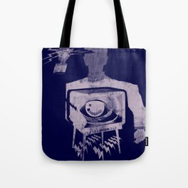 HYPODERMIC NEEDLE THEORY Tote Bag