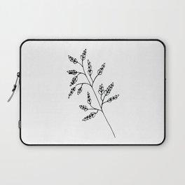 Branch White Laptop Sleeve
