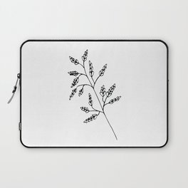 Branch White Laptop Sleeve
