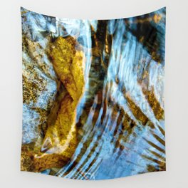 Lay me Down (By the River) Wall Tapestry