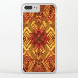 Autumn moods n.17 Clear iPhone Case