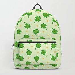 Kawaii Lucky Clover Backpack