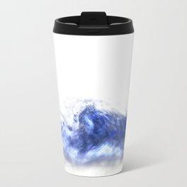 Atmospheric abstract Travel Mug