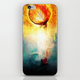 Cante 2- Fallen Angels By SG Schroeder iPhone Skin