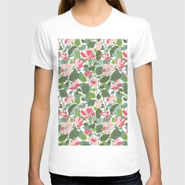 leaves 1 T-shirt