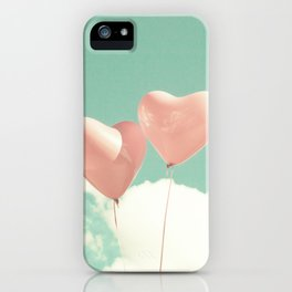 Flying Valentine iPhone Case