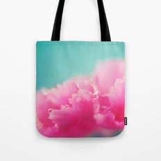 Kissed by the Rain Tote Bag