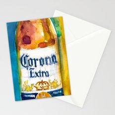 Corona Beer Stationery Cards