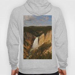 Majestic Yellowstone Upper Falls Hoody