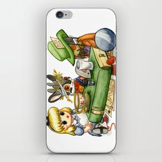 March Jackalope iPhone & iPod Skin