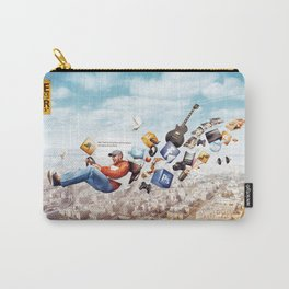 You're Hired by Mel Zahar Carry-All Pouch
