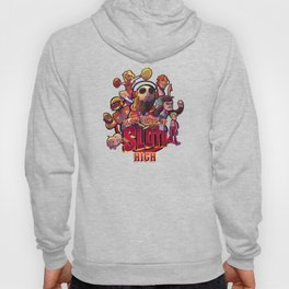 Slow Times at Sloth High Hoody