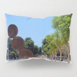 Tel Aviv photo - Habima Square - Israel Pillow Sham