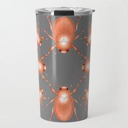 Copper Beetle Travel Mug