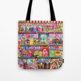 The Sweet Shoppe Tote Bag