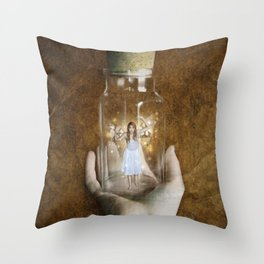 You can't own me Throw Pillow
