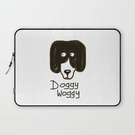 Doggy Woggy Laptop Sleeve
