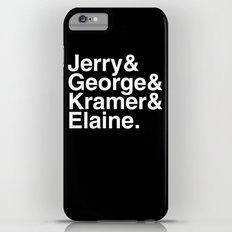 Seinfeld Jetset Slim Case iPhone 6 Plus