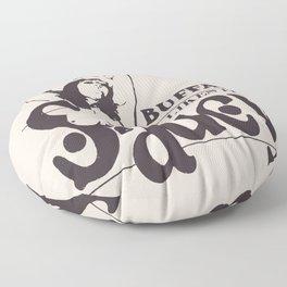 SAUCY Floor Pillow