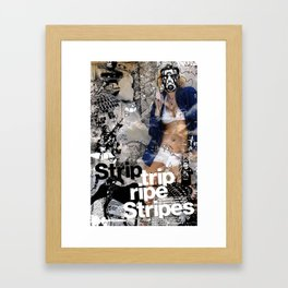 Strip Trip - 2 Framed Art Print