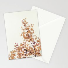 Autumn Stars Stationery Cards