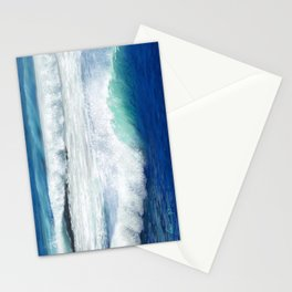 Ocean, Good Vibes Stationery Cards