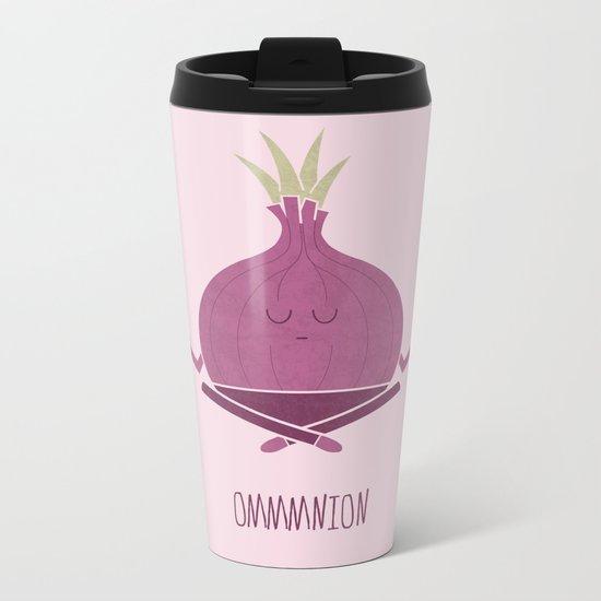 Ommmnion Metal Travel Mug