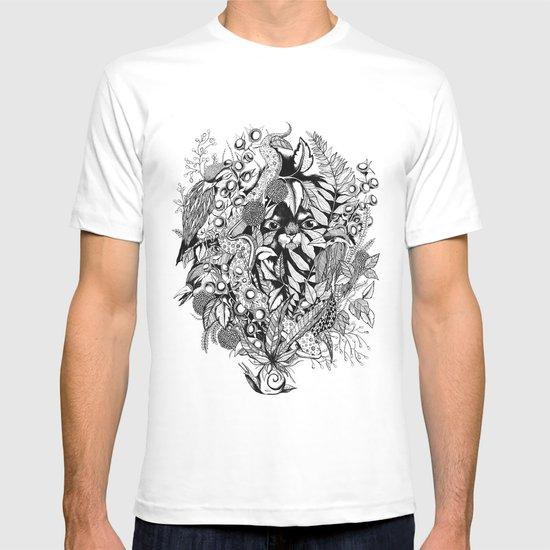 Snail Island T-shirt