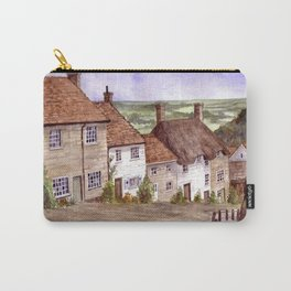 Golden Hill, Shaftesbury Carry-All Pouch