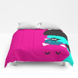 Mi amiga la hartible Comforters