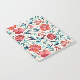 Hummingbird summerdance Notebook