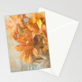 Mason Jar Daisy Bunch Stationery Cards
