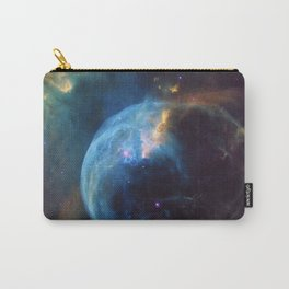 Bubble Nebula Carry-All Pouch
