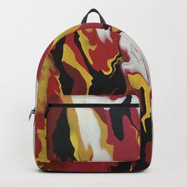 Fire Dragon Backpack