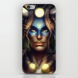 Horned One iPhone Skin