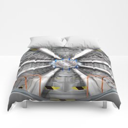 The Large Hadron Collider Comforters