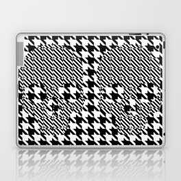 HOUNDSTOOTH SKULL #3 Laptop & iPad Skin