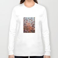 serenity Long Sleeve T-shirts featuring serenity by Françoise Reina
