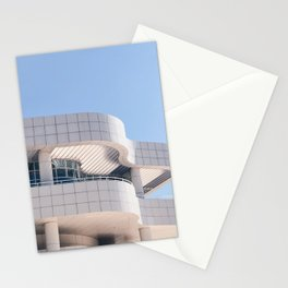 Getty / Los Angeles Architecture Stationery Cards