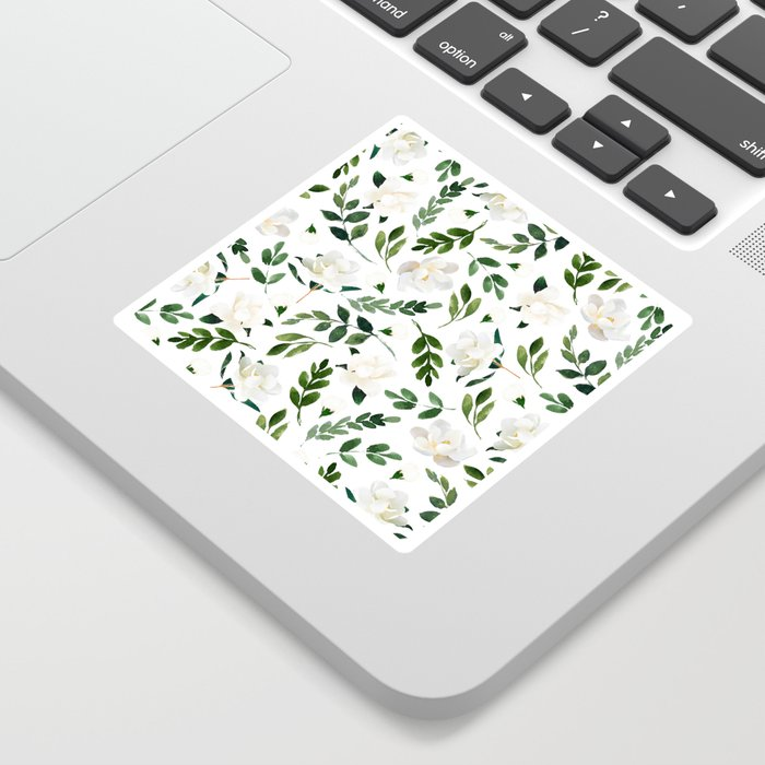 Magnolia Tree Sticker