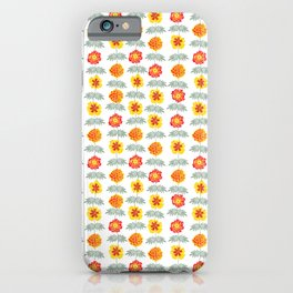 Marigold Whimsy iPhone Case