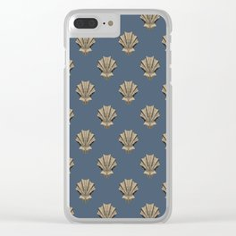 Clamshell design Clear iPhone Case