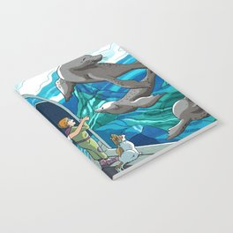 St. Louis Zoo Sea Lions Notebook